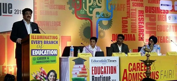Times Education Boutique Fair Inaugurated