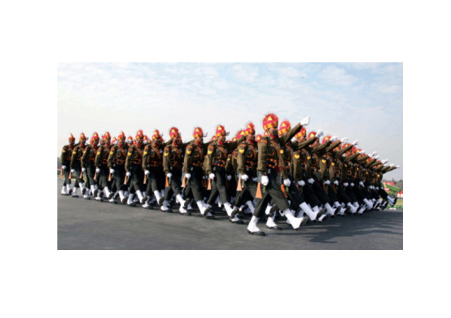 Army Day Celebrated At Marwah Studio