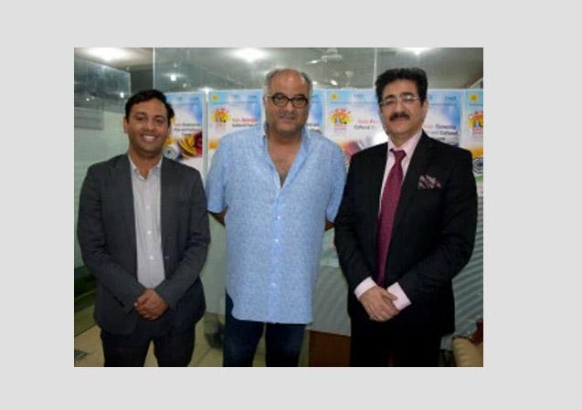Boney Kapoor Visited AAFT