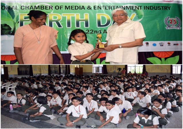 ICMEI Celebrates Mother's Earth Day