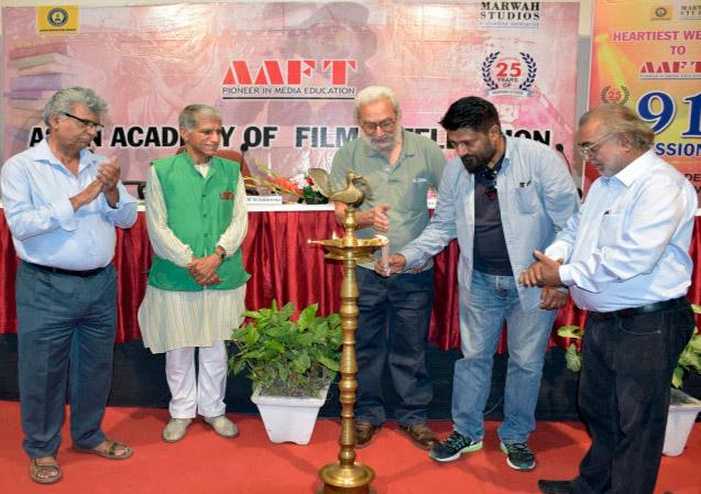 Inauguration of 91st Batch of AAFT