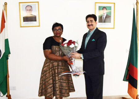 ICMEI Opens Chapter With Zambia