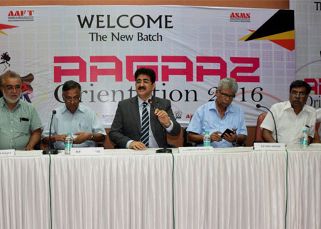92nd Batch of AAFT Commenced
