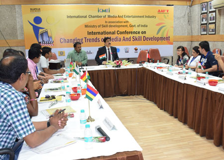 Nine Countries Participated in International Conference