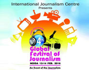 4th Global Festival Of Journalism 2016