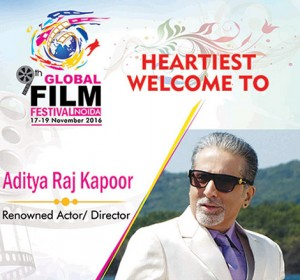 Aditya Raj Kapoor - Actor & Director