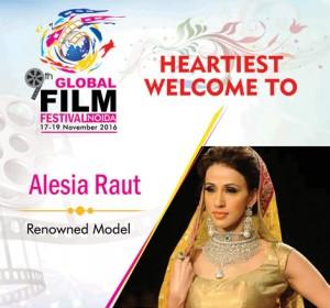 Alesia Raut - Model & Fashion Choreographer