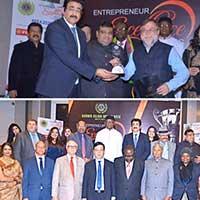 Zimbabwe Honored at Entrepreneur Excellence Award