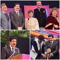 Inaugurated Jashn E Hind at IGNCA